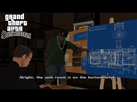 CASINO HEIST PREPARATION!! Grand Theft Auto San Andreas: Walkthrough Part 13!!