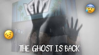 THE GHOST IS BACK !!! (SUPER SCARY)