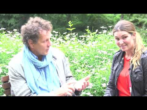 Monty Don - how become self-sufficient 3 tips