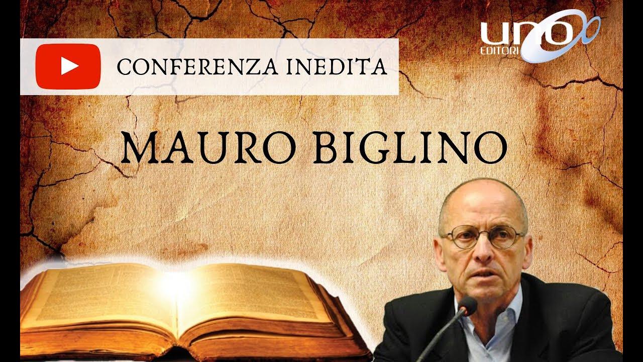 Mauro Biglino conferenza inedita