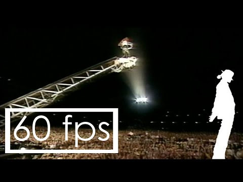 Michael Jackson | Concert live in Helsinki, HIStory Tour 1997 [2 part] - Widescreen