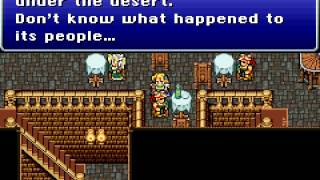 SNES Final Fantasy VI (III US) Full Gameplay 1080p