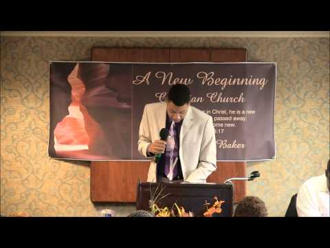 "Trial Sermon - Minister Bryan Brown - ""Check Yourself"""