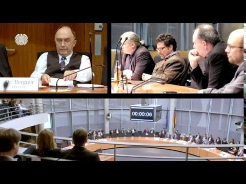 The German Bundestag: The Heart of Democracy