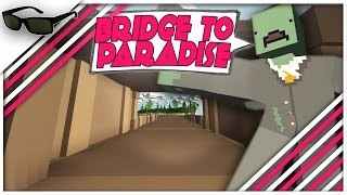 """Unturned Gameplay #6 - """"building My Bridge To Paradise On The Multiplayer Server"""""""