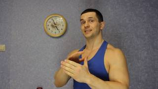 """7 ошибок тренирующихся без """"витаминов"""" и 3 Лучших Схемы тренировок"""
