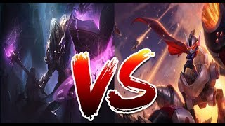 KARTHUS VS RUMBLE | ORTA KORİDOR/MİD LANE ÖĞRETİCİ  MATCH UP