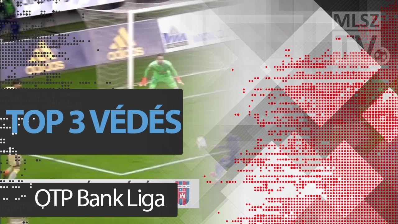 TOP 3 VÉDÉS – 24. forduló | OTP Bank Liga | 2017/2018