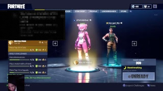 PSN GIVEAWAYYY NEW CHARACTERS OUTT RNN SOLO WINS 457 (Fortnite Battle Royale)