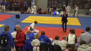 Judoteam Ijsselmond opstap toernooi Ommen 2017