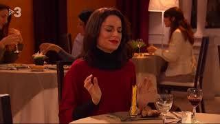 Female Weight Gain scene (Mr. Creosote parody)