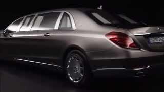 Тест драйв Mercedes Maybach S600.  Новинки авто 2016