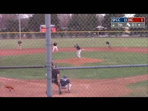 Baseball vs State Fair Community College Game 2