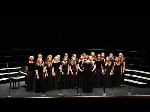 SHS Vocal Jazz - The Rose - by Amanda McBroom, Arr. Kirby Shaw 5/2018