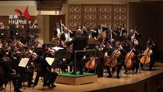 jaap van zweden conducts bernstein candide overture with the hk phil
