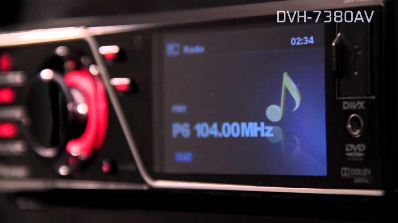 manual dvd pioneer dvh 8480 sample user manual u2022 rh dobrev co  manual de instalação dvd pioneer dvh-7380av