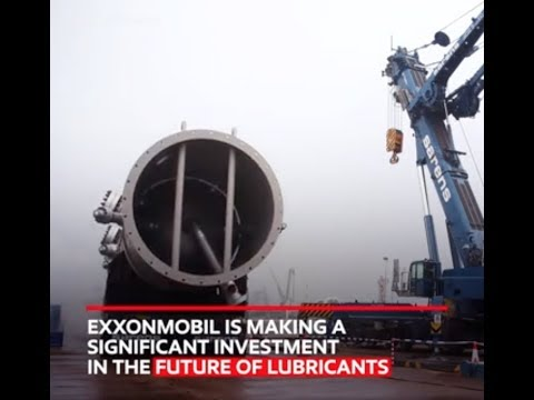 Billion-Dollar Expansion of the Rotterdam Refinery