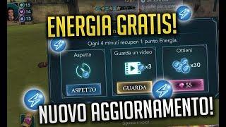 HOGWARTS MYSTERY - ENERGIA GRATIS! NUOVO AGGIORNAMENTO!