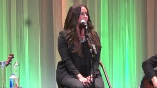 """Everything"" (Live) - Alanis Morissette - San Francisco, Nourse Theater - March 28, 2015"