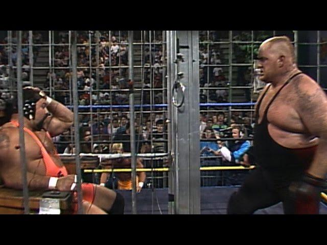 Chamber of Horrors Match: Halloween Havoc 1991