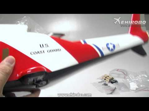 Repeat Installing The Agusta 109 Fuselage with the EXI 450