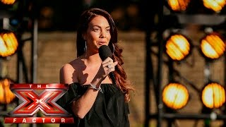Holly Johnson covers Sam Smith hit | Boot Camp |The X Factor UK 2015