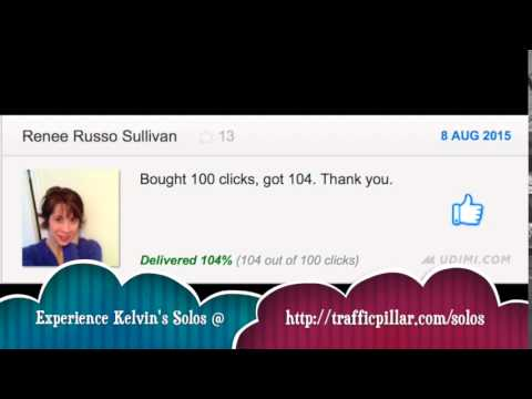 Solo Ads Review & Testimonial for Kelvin Chan by Renee Russo Sullivan