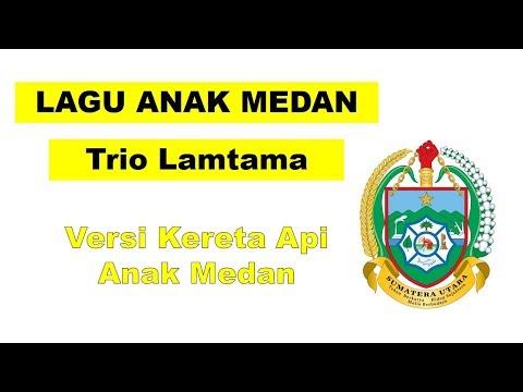 Download lagu gratis LAGU ANAK MEDAN Versi Kereta Api Anak Medan by Trio Lamtama Mp3 terbaru 2020