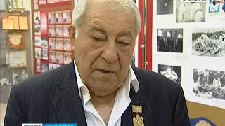 Легендарному красноярскому тренеру по самбо и дзюдо Виктору Хорикову исполнилось 80 лет