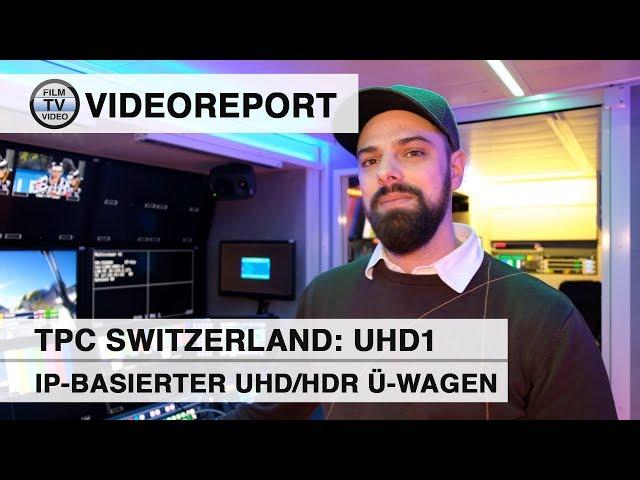 TPC: UHD1 IP-Ü-Wagen