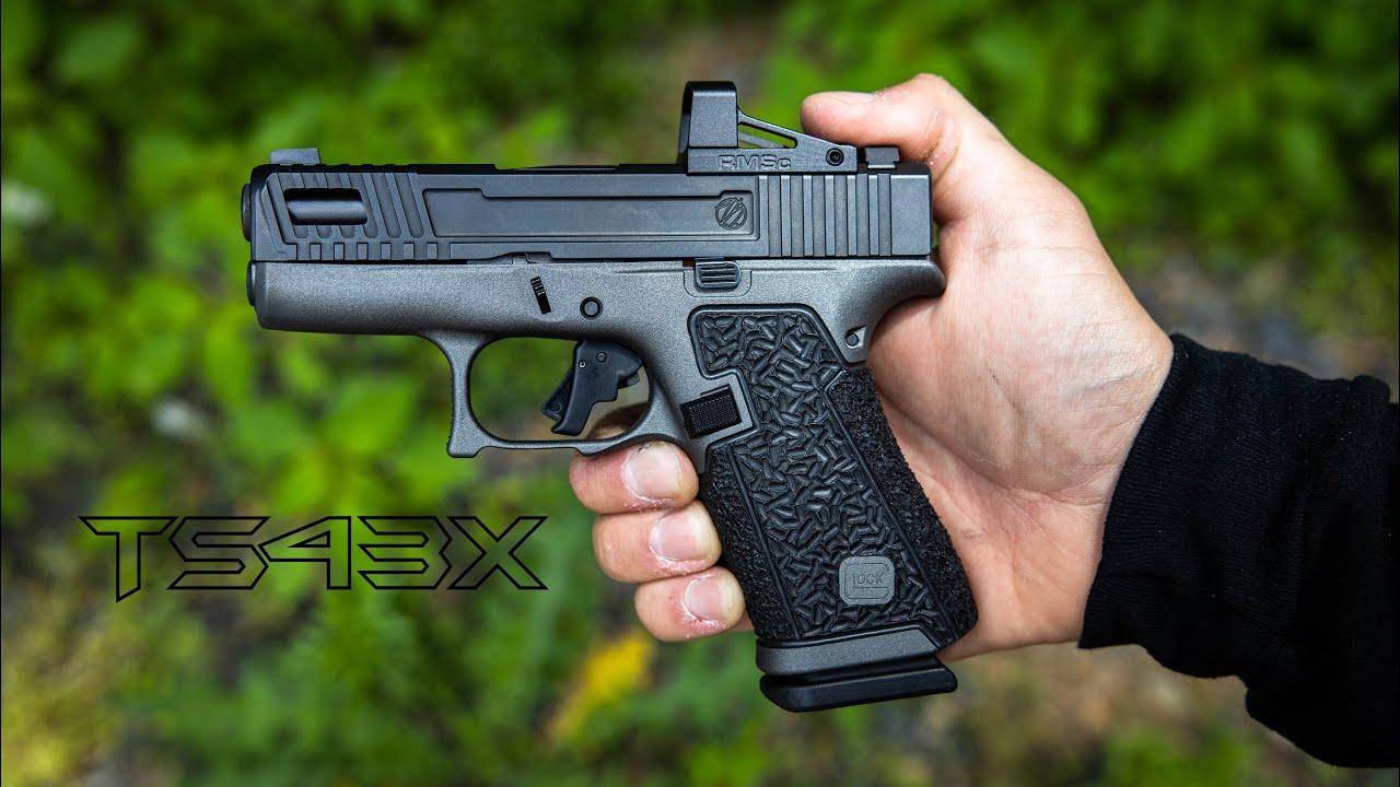 TS43X Sei Signature EDC Pistol | In-Depth Review