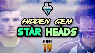 FIFA 19: HIDDEN GEM STAR HEADS