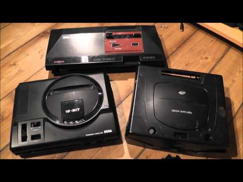 Cleaning Retro Games Consoles - Some Tips - How To Refurbish Old Hardware