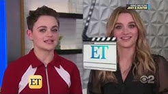 ET 04-18-19 Hunter King & Joey King
