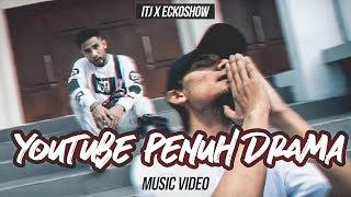 IBNU THE JENGGOT Kembali ke Tanah Ft ECKO SHOW Music Video