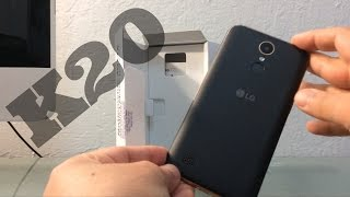 LG K20 Unboxing Review - MetroPCS/T-Mobile