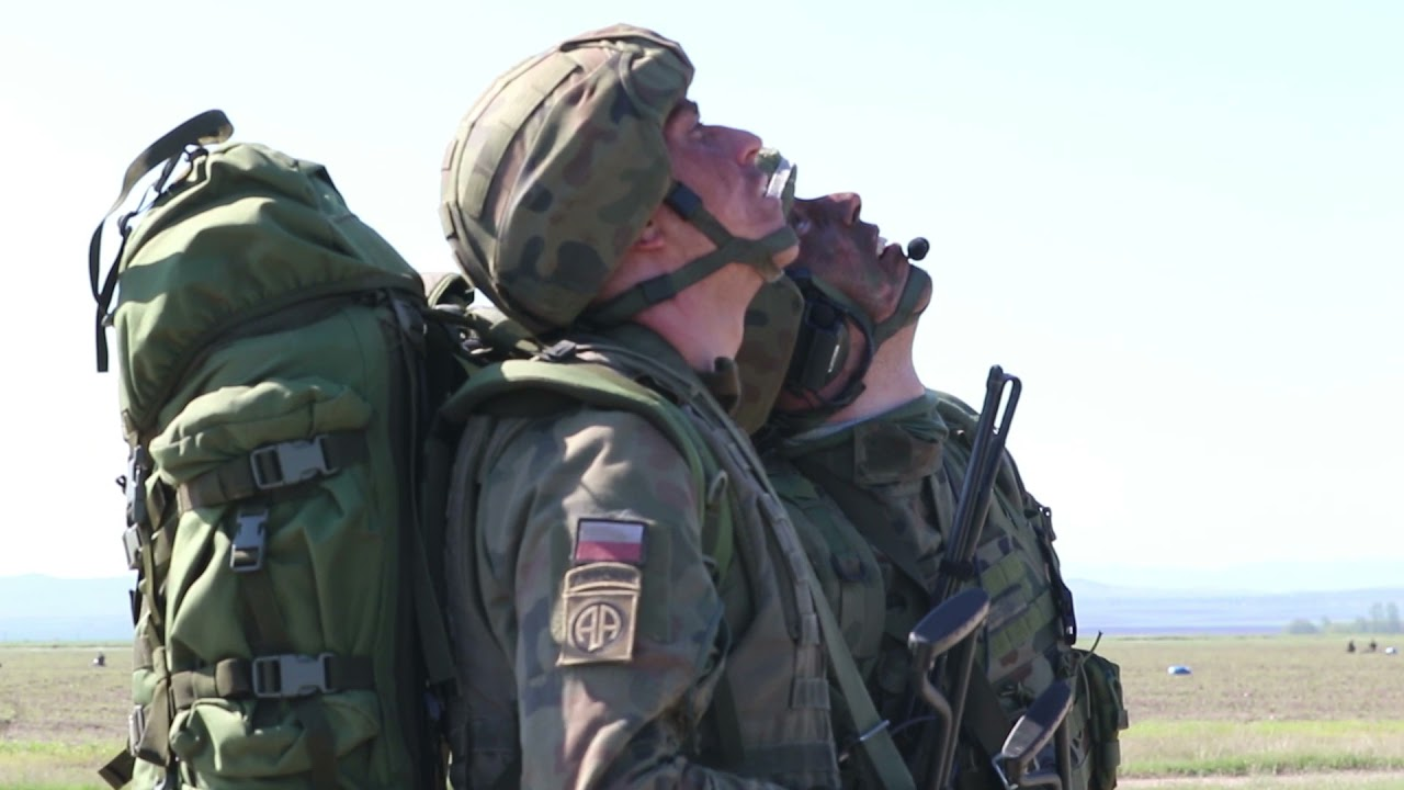 US Military News • U.S. Army Paratroopers • Airborne ...