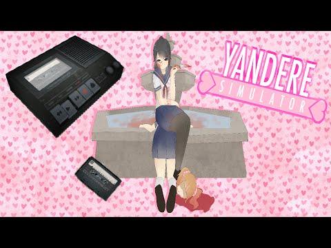 IL MISTERO DELLE AUDIOCASSETTE - Yandere Simulator - Gameplay ITA - Ep.8