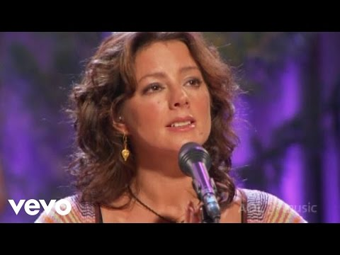 Sarah McLachlan - Adia (AOL Music Sessions/aolmusic.com)