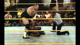 FCW 05/15/11 - Big E Langston & Donny Marlow vs. Brodus Clay & Ricardo Rodriguez