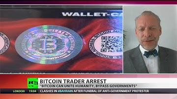 Bitcoin exchange CEO arrested on drug money laundering charges