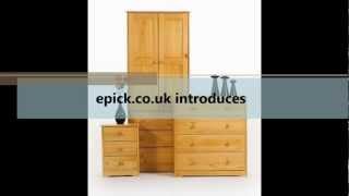 Balmoral   The Honey Finish Pine Furniture