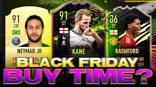 IS IT BLACK FRIDAY BUY TIME? WEEKEND LEAGUE SELL-OFF MARKET TALK! FIFA 21 Ultimate Team