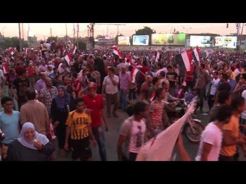 Egypte: manifestation monstre au Caire contre Morsi