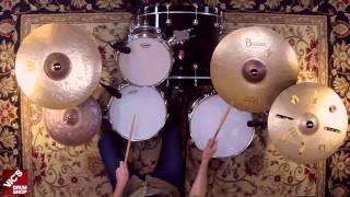 """Meinl Byzance Vintage 18"""" Trash Crash Cymbal"""