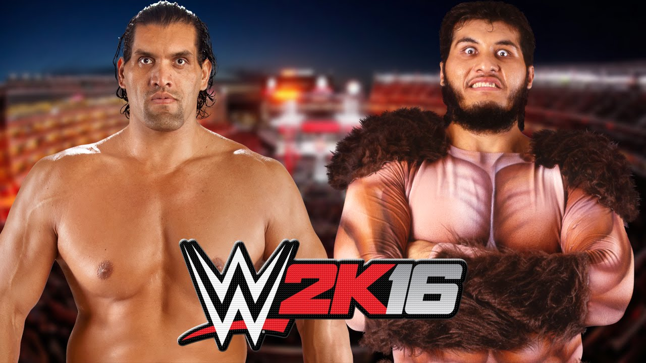 The great khali vs giant gonzalez youtube voltagebd Image collections