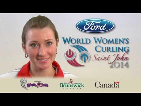 2014 FWWCC - Team Canada (Rachel Homan) You Gotta Be There!