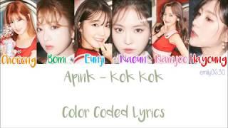 APink - Kok Kok