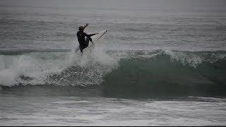 Mission Beach, CA Summer Surf 8-19-2017