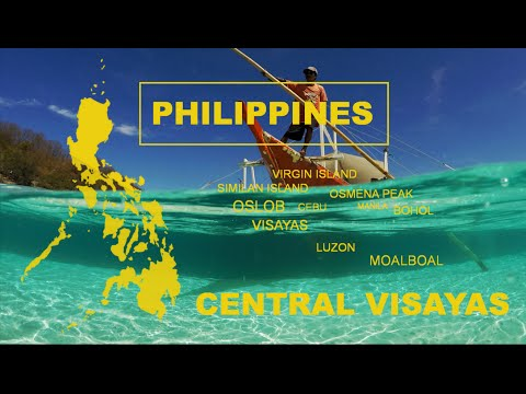 Follow Me in Central Visayas, Philippines